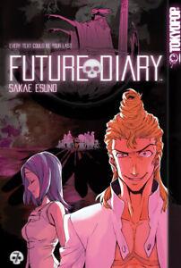 Future Diary Manga Volume 7