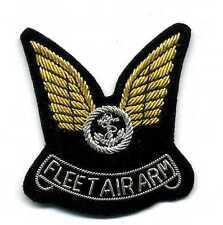 Fleet Air Arm ~ kleiner Flieger Aufnäher, handgestickt
