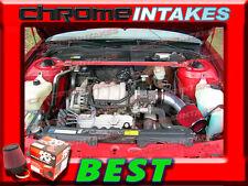 K&N+BLACK RED 1992 1993 1994 1995 BUICK LESABRE LE SABRE 3.8L V6 AIR INTAKE