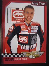 Team Yamaha Sebring Austria IDM SSP 2007 #76 Günther Knobloch (D)