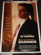 The Basketball Diaries movie promo poster - Leonardo DiCaprio