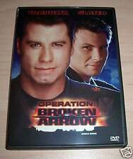DVD Operation: Broken Arrow Neu John Travolta - Slater