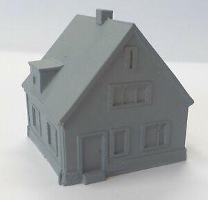 10mm Modern German House