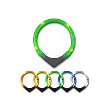 Leuchtie 40 Leuchthalsband Premium grün