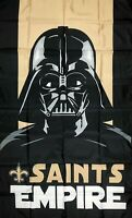 New Orleans Saints NFL Saints Empire Flag 3x5 ft Banner Flag Man-Cave Garage