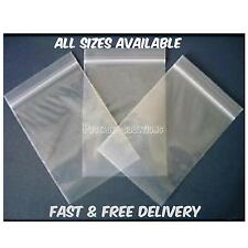 1000 Grip Seal Resealable Self Seal Clear Plastic ZIP Bag 9 X 12.75 Lowest price