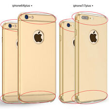 For Apple iPhone 6 6S 7/ Plus Case Shockproof Ultra Thin Hybrid Hard Back Cover