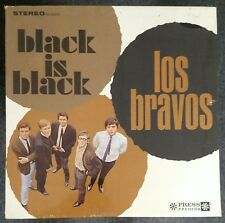 Los Bravos Black is Black 1966 SEALED USA LP