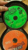We Love Golf,  Wii Disc Only, Tested