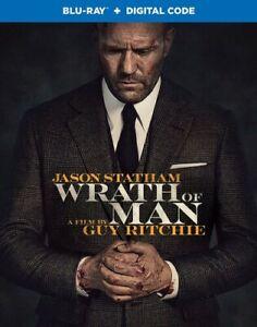 Wrath Of Man (Jason Statham)  (BLU RAY) Region free  -sealed
