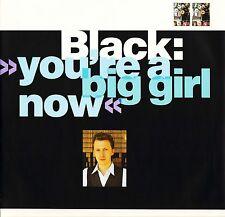 "BLACK you're a big girl now AMY 480 uk a&m 1988 12"" PS VG+/EX"