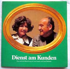 DIENST AM KUNDEN - Lore Lorentz & Uwe Dallmeier
