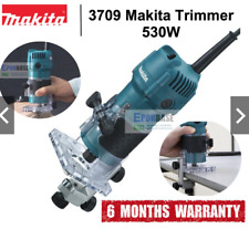 3709 Makita Trimmer 530W, Router, Cutting Tools, Craft, Routers