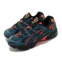 Asics Gel-Kayano 5 OG Magnetic Blue Suede Mens Retro Lifestyle Shoes 1021A479400