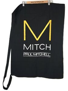 "Paul Mitchell Laundry Bag Heavy Duty Drawstring Large Jumbo 35.5""x23.5"" Cotton"