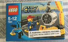 Lego City Airport Airplane Mechanic 2006 Item 7901 NEW In Factory Sealed Box
