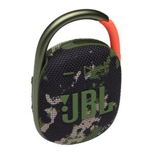 JBL Clip 4 Ultra-portable Waterproof SpeakerSquad