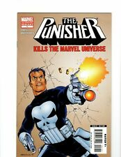 The Punisher Kills the Marvel Universe 1, 2nd print variant, 2000 NM 9.4