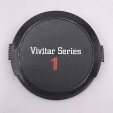 Vivitar Series 1 Front Lens Cap 62mm 62 mm Snap-On