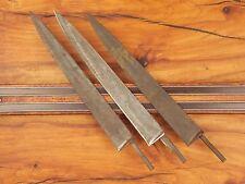 1 Sabatier Carbon Steel 9.75 inch Nogent Chefs Knife Blank