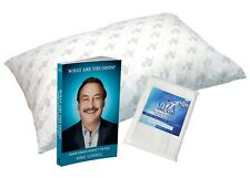 MyPillow Std. Pillow w/ Pillowcase & Book - What Are The Odds? By Mike Lindell
