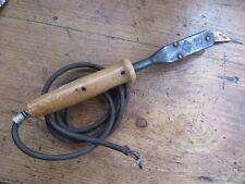 Vecchio saldatore elettrico ERKO- 220V 80W