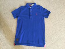 New With Tags Royal Blue Polo Shirt By Next Age 9 Years
