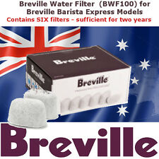 Breville Barista Express - Water Filters (BWF100) x 6 (2 Years) - Unboxed