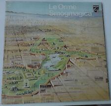 LE ORME - SMOGMAGICA  1975   ITALY  LP + INSERTO POSTER