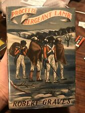 Proceed Sergeant Lamb ~ Robert Graves   Ameerican Independence 1st Uk Edition