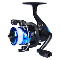 Spinning Fishing Reel High Speed Smooth Fish Wheel for Saltwater LL200 Blue #ur