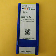ZCC SEET12T3-LH YD101 CNC carbide inserts For Aluminu 10Pcs INSERTS