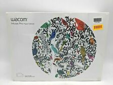 New Wacom Intuos Pro Paper Edition Graphic Tablet - Black/Gray -NR2231