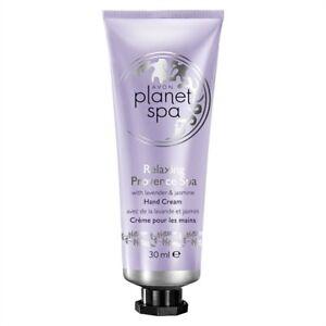 2 x New Avon Planet Spa Relaxing Provence Spa Hand Cream Lavender & Jasmine