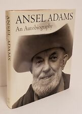 Ansel Adams AUTOBIOGRAPHY hb/dj SIGNED by author Mary Alinder