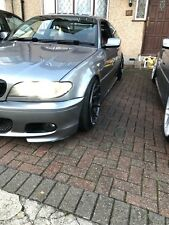 BMW E46 330ci Airlift Performace Modified