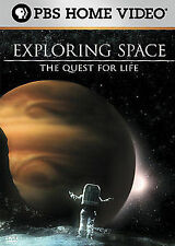 Exploring Space: The Quest for Life DVD