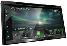 "Kenwood DDX6706S 2 DIN DVD Player 6.8"" Android Auto CarPlay HD Radio Bluetooth"