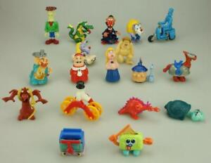 Lot of 18 Kinder Surprise 2005 Year C Category inc. Monster Hotel D393