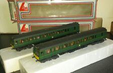 LIMA 205137MWG 205139W Class 117 BR Green 2 Car set. W51340 W51342, boxed. VGC