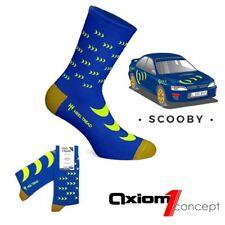 Heel Tread Pair of Socks Sock Modern Men For Subaru WRX STI IMPREZA 555 US 8-12