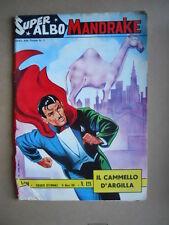 Super Albo MANDRAKE n°128 1965 Edizioni Spada [G466] BUONO