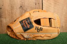 "Vintage Louisville Slugger Diamond Ace Leather Youth 10.5"" Baseball Glove Rht"