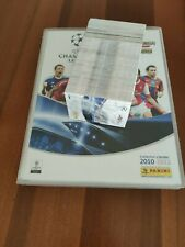 Panini Adrenalyn Champions League 2010-11 Complete Set 350 Cards + Binder