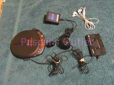 Sony D-Ne518Ck Atrac3plus Walkman Portable Cd Mp3 Player w. G-Shock Protection