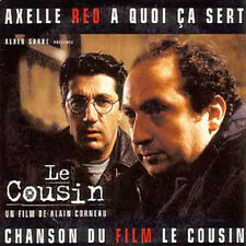 ★☆★ CD SINGLE Axelle RED - Soundtrack : Le cousin A quoi ca sert 2-track    ★☆★