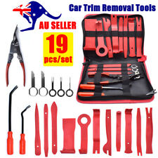 19PC/Set Car Body Auto Door Panel Console Dashboard Trim Removal Plastic Tools