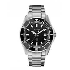 Relojes de pulsera Bulova resistente al agua para hombre