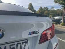 M5 BMW 5 Series Carbon Fibre Performance Spoiler to fit 2010 - 2017 F10 535 Boot