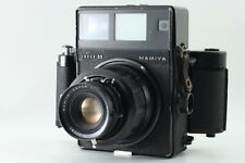 【As-Is】Mamiya Super 23 w/ 127mm f/4.7 Lens w/  6×7 Film Back from JAPAN #49A